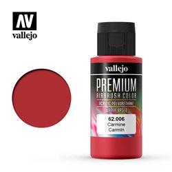 Краска акрил-уретановая Vallejo Premium/ желтый candy темный